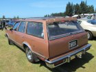 Chevrolet  Malibu IV Wagon (facelift 1981)  4.4 V8 (115 Hp) CAT Automatic
