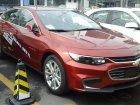 Chevrolet Malibu Las especificaciones técnicas y el consumo de combustible