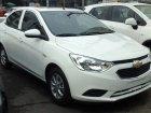 Chevrolet Sail/S-RV Технически характеристики и разход на гориво