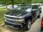 Chevrolet Silverado 1500 Crew Cab III (facelift 2016) Short Box