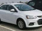 Chevrolet Sonic Technical specifications and fuel economy
