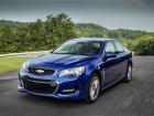 Chevrolet SS Spécifications techniques et économie de carburant