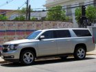 Chevrolet  Suburban (GMT K2YC/G)  5.3 EcoTec V8 (355/380 Hp) Flex Fuel AWD Automatic