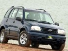 Chevrolet  Tracker  2.5 i V6 4WD (167 Hp)