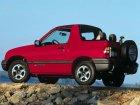 Chevrolet  Tracker Convertibe  2.5 i V6 4WD (167 Hp) Automatic