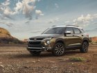 Chevrolet  Trailblazer III  1.3 ECOTEC Turbo (155 Hp) CVT