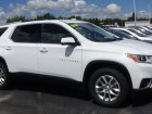 Chevrolet  Traverse II  3.6 V6 (314 Hp) AWD Automatic