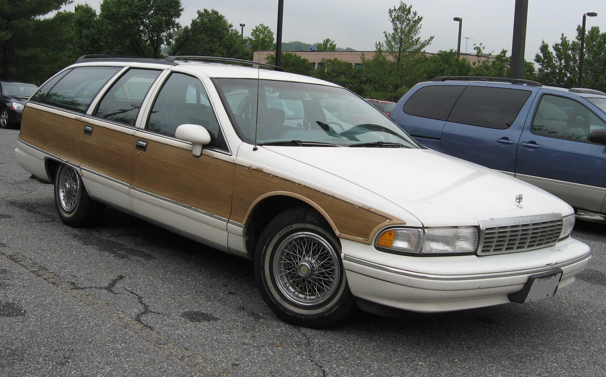 Annonces Chevrolet Caprice occasion de concessionnaires et garages.
