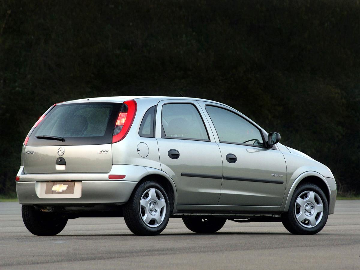 Chevrolet Corsa Combi Gm 4200 1 0 I 60 Hp