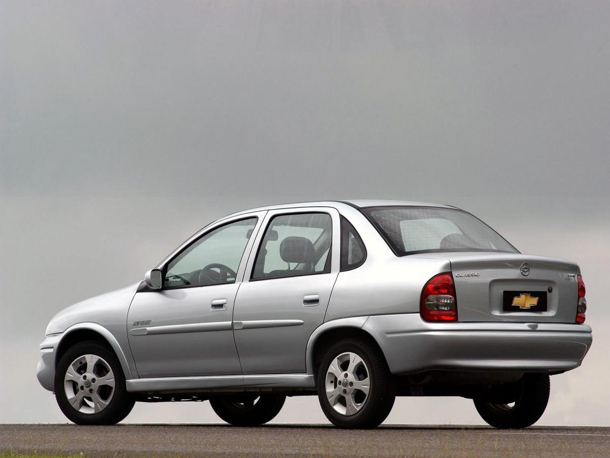 Chevrolet Corsa Sedan Gm 4200 1 0 I 60 Hp