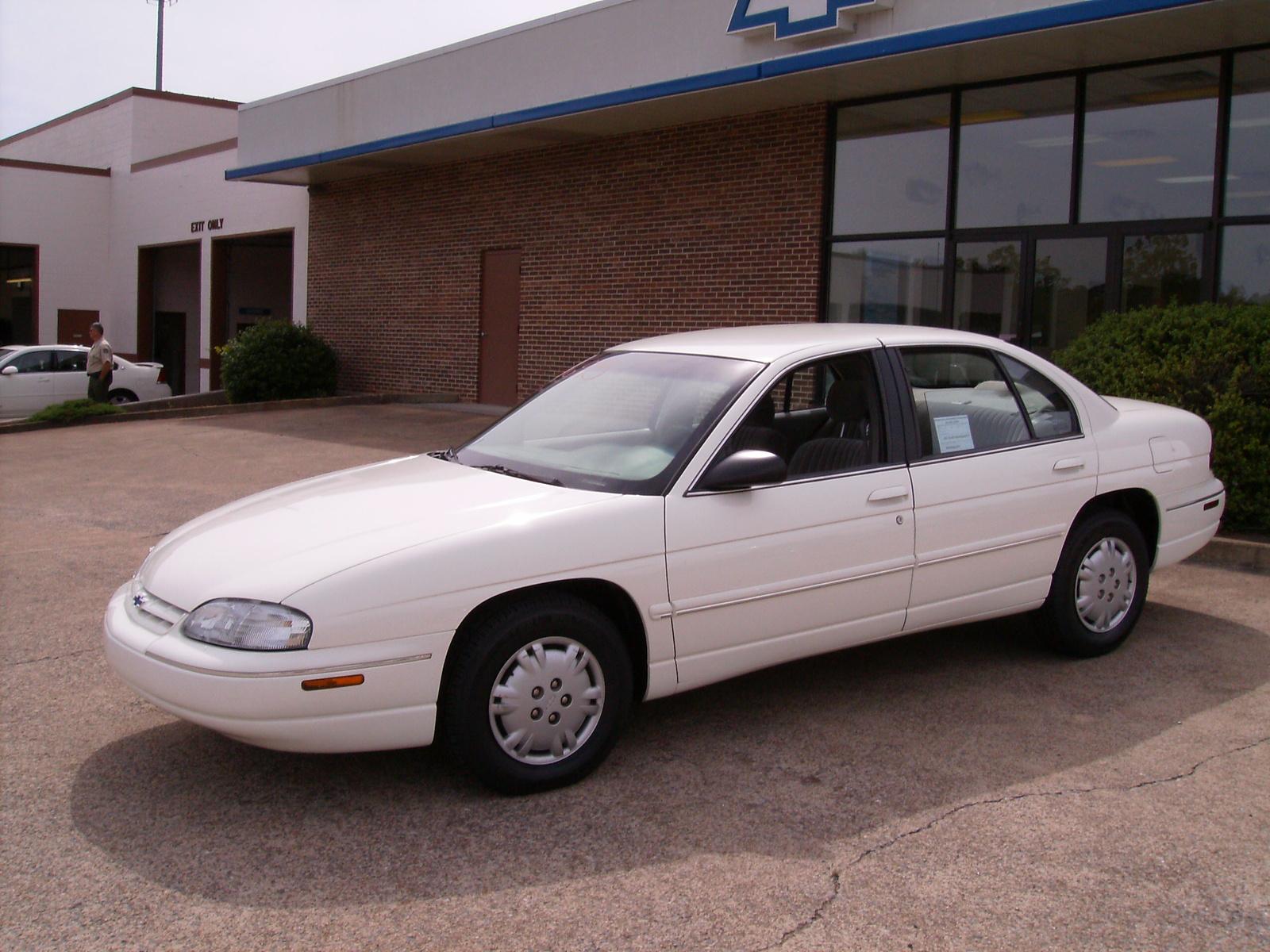 Chevrolet Lumina 3 4 I V6 213 Hp