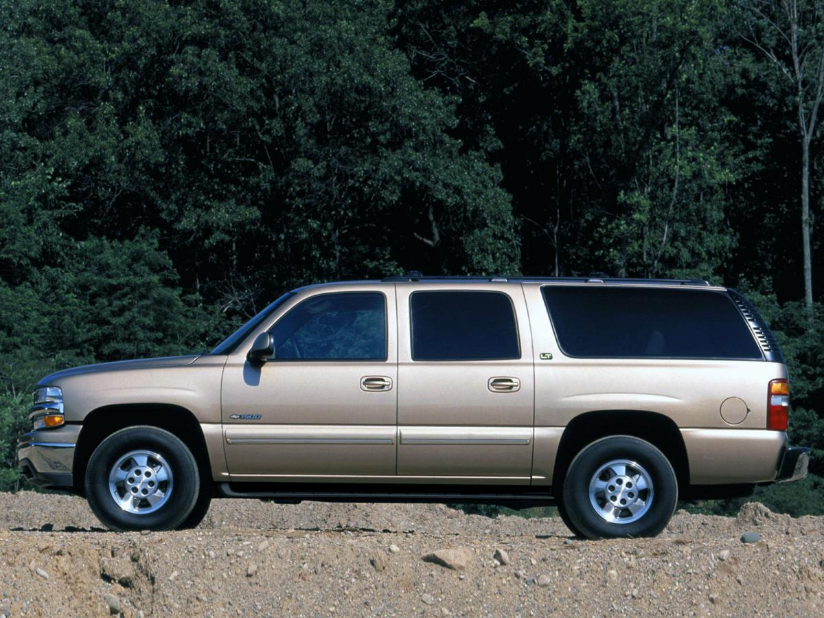 chevrolet suburban technical specifications and fuel economy. Black Bedroom Furniture Sets. Home Design Ideas