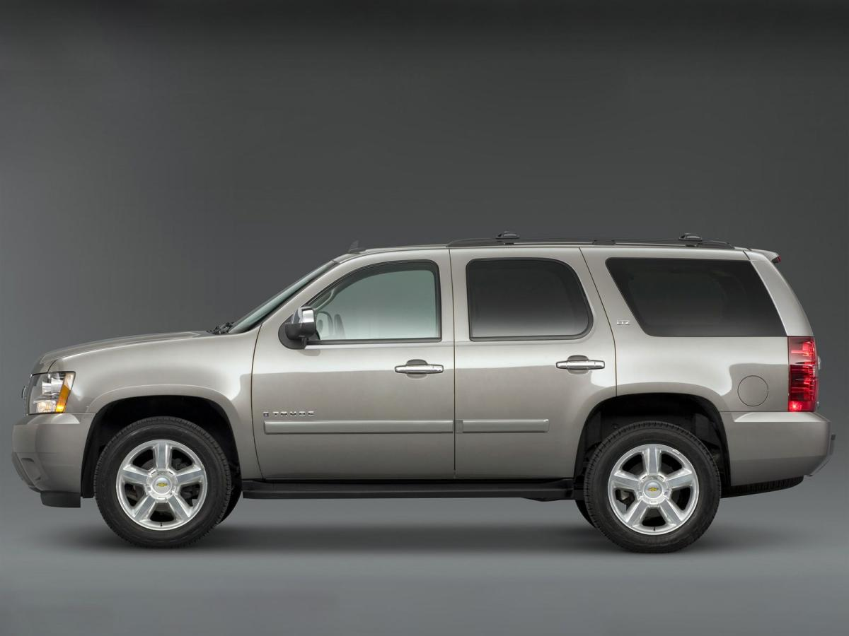 chevrolet tahoe technical specifications and fuel economy. Black Bedroom Furniture Sets. Home Design Ideas
