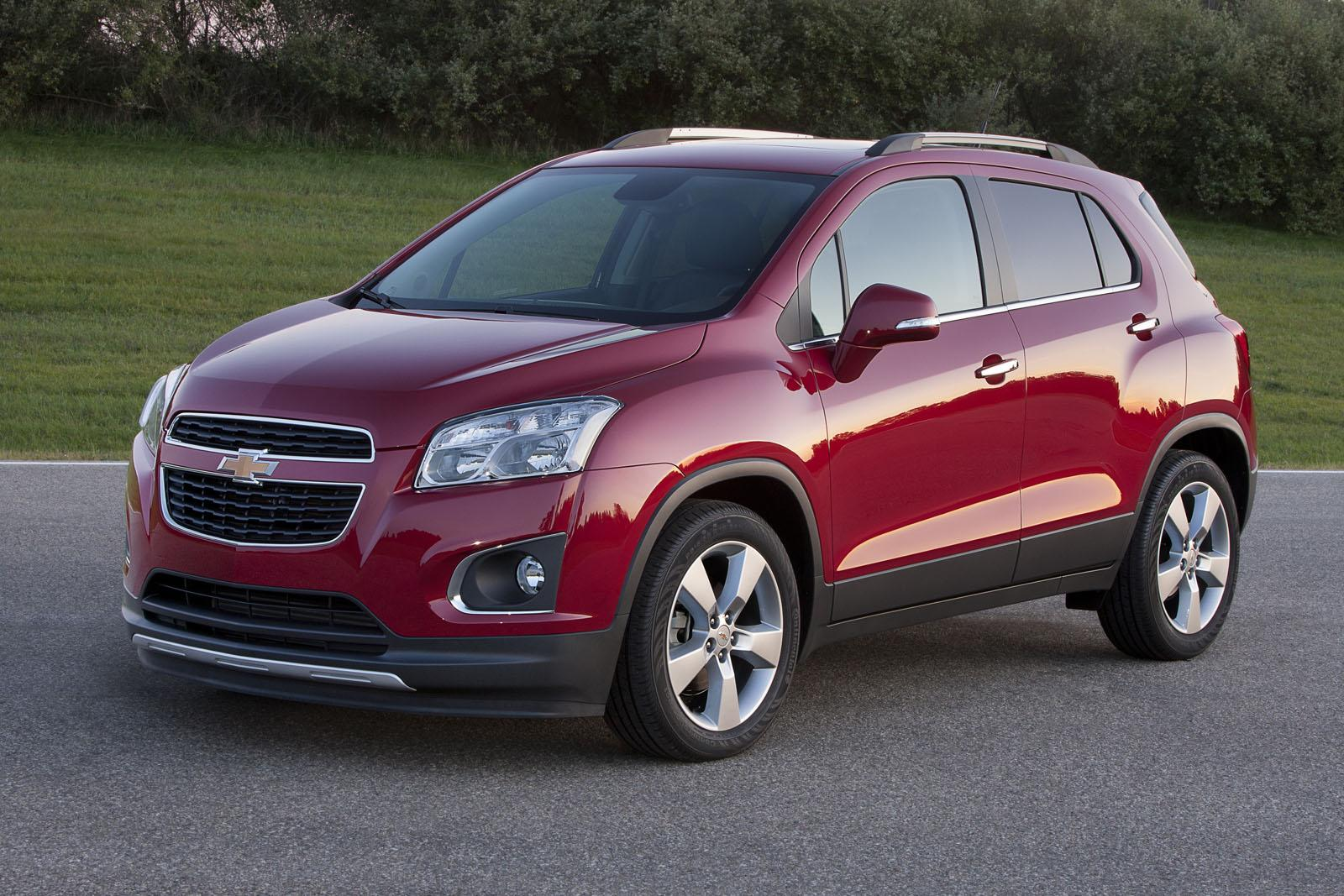 chevrolet trax technical specifications and fuel economy. Black Bedroom Furniture Sets. Home Design Ideas