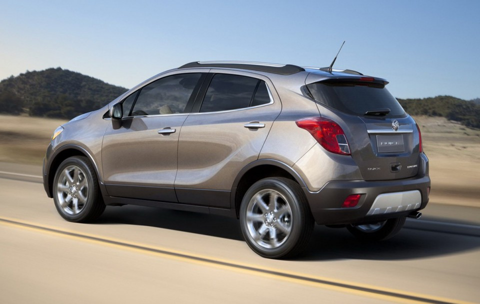Chevrolet Trax Modification >> Chevrolet Trax technical specifications and fuel economy