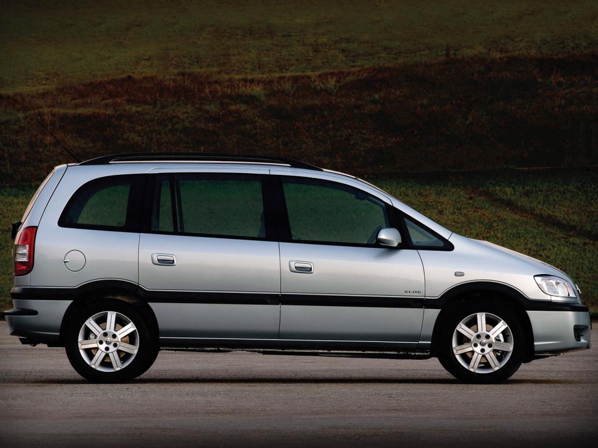 Chevrolet Zafira Las Especificaciones Tecnicas Y El Consumo De