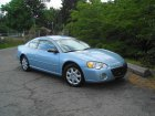Chrysler  Sebring Coupe II  2.4 i 16V (147 Hp) Automatic