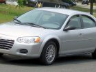 Chrysler  Sebring II  2.4i 16V (172 Hp) Automatic