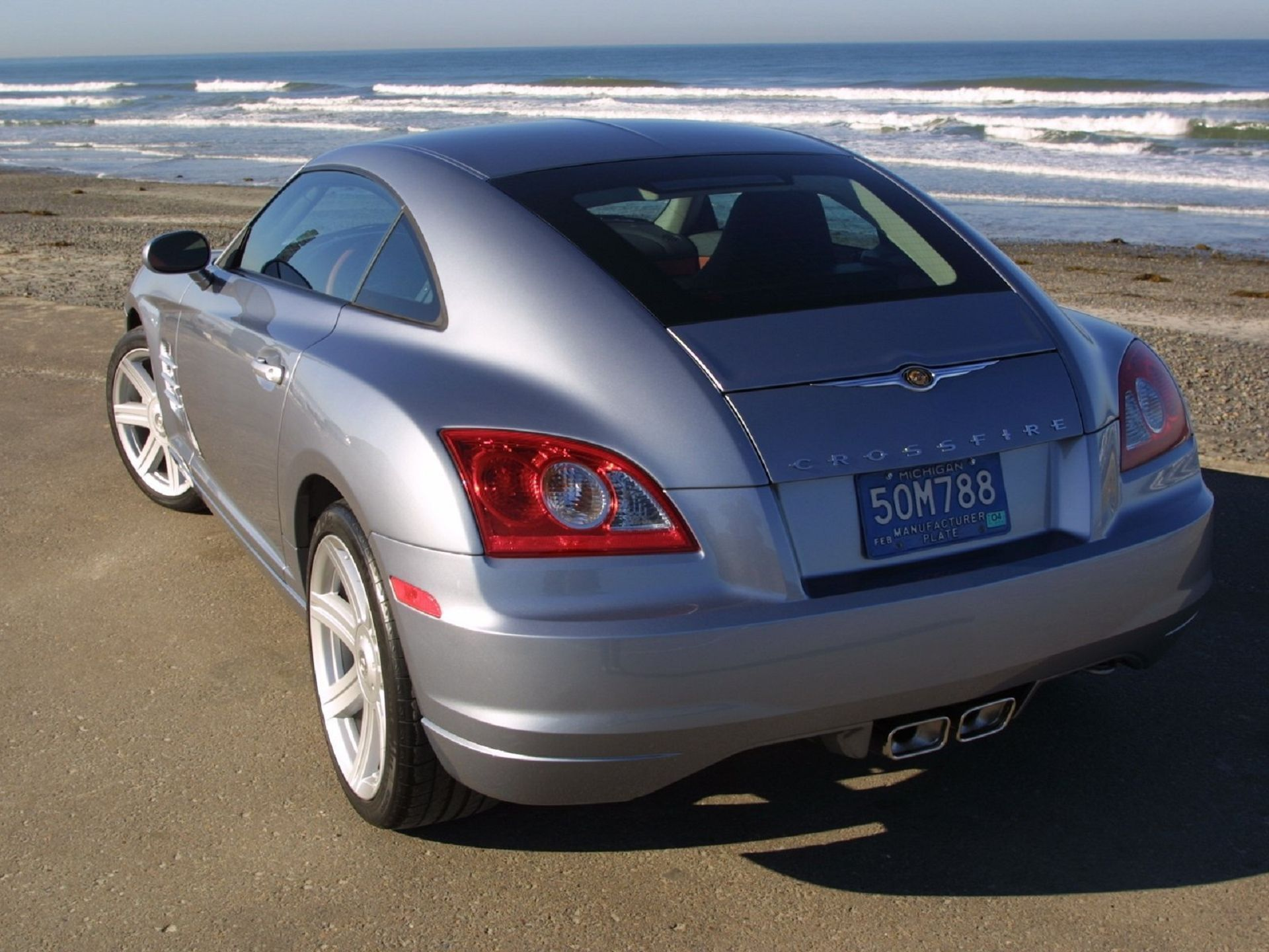 Chrysler Crossfire Technical specifications and fuel consumption ...