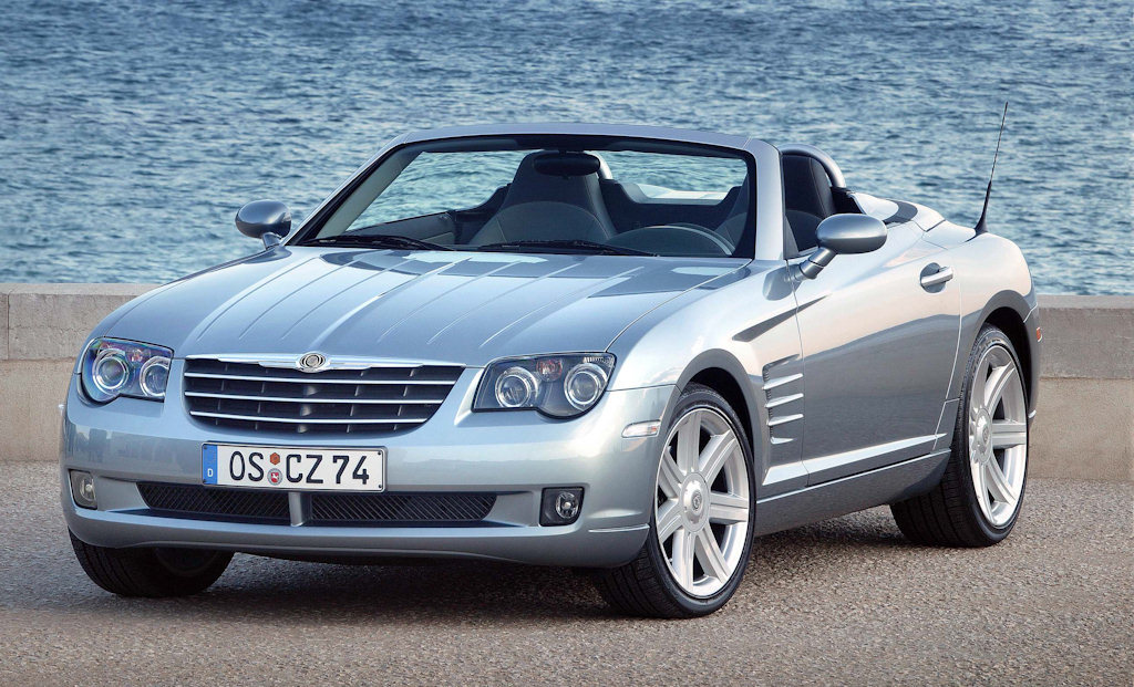 chrysler crossfire sp cifications techniques et conomie de carburant. Black Bedroom Furniture Sets. Home Design Ideas