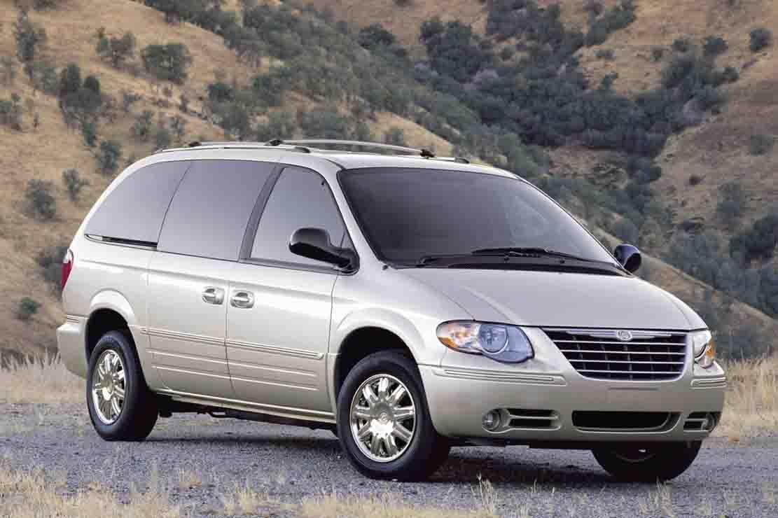 Chrysler Grand Voyager : achat et vente de Chrysler Grand Voyager occasion
