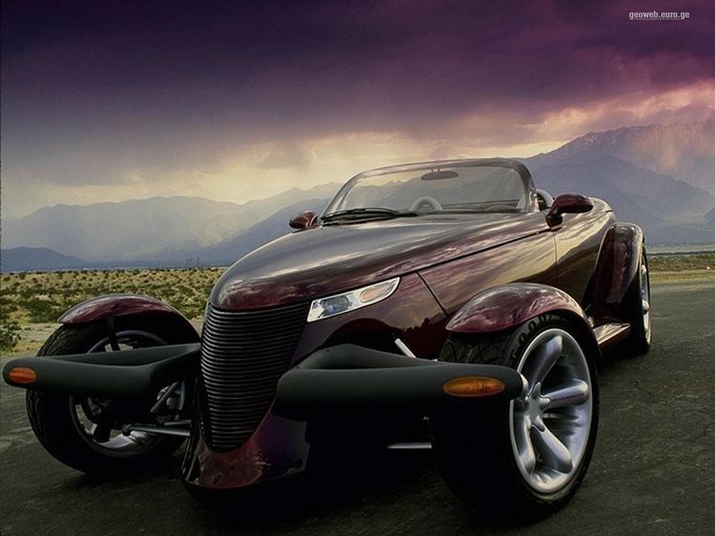 Chrysler  Old Man Car