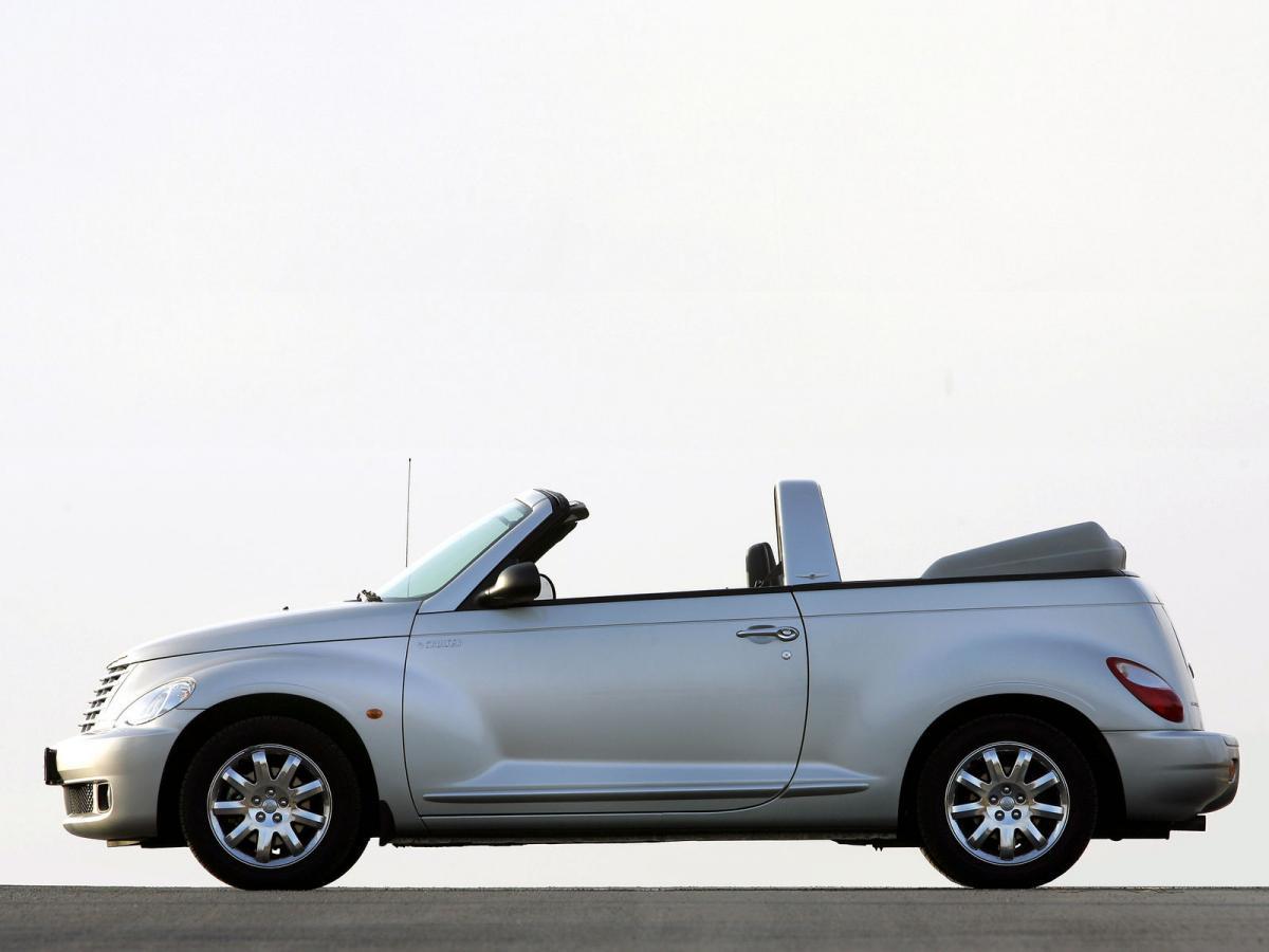 chrysler pt cruiser cabrio 2 4 i 16v turbo 182 hp. Black Bedroom Furniture Sets. Home Design Ideas