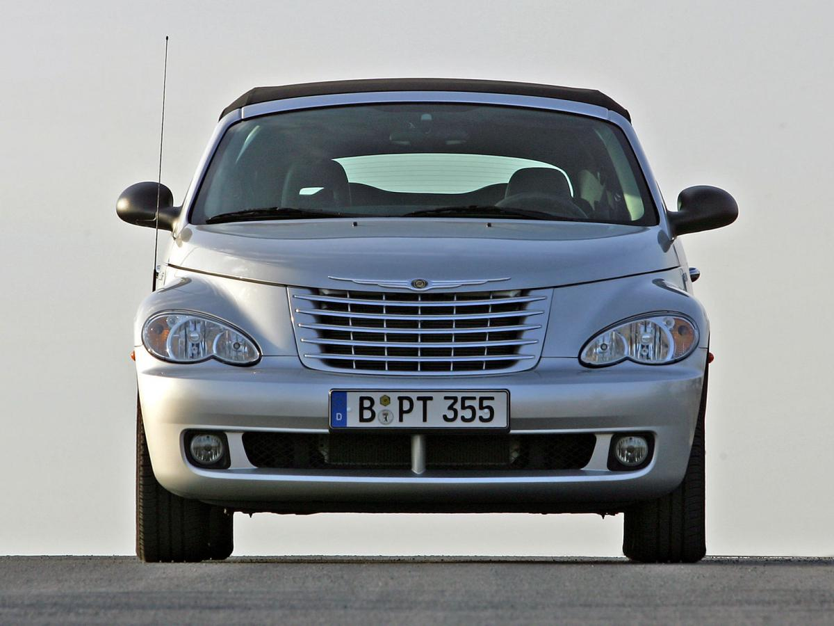 chrysler pt cruiser technical specifications and fuel economy. Black Bedroom Furniture Sets. Home Design Ideas