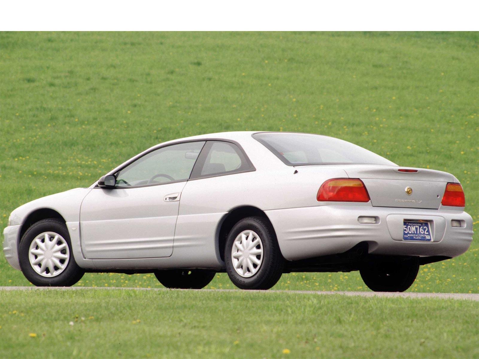 Chrysler Sebring Coupe 2 5 V6 166 Hp