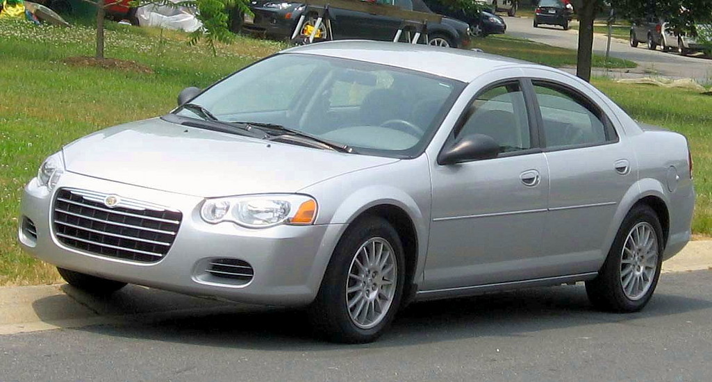 Chrysler sebring technical specifications and fuel economy chrysler sebring ii sciox Images