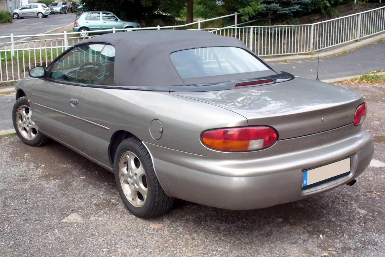 how to open fuel door on 2001 chrysler neon lx