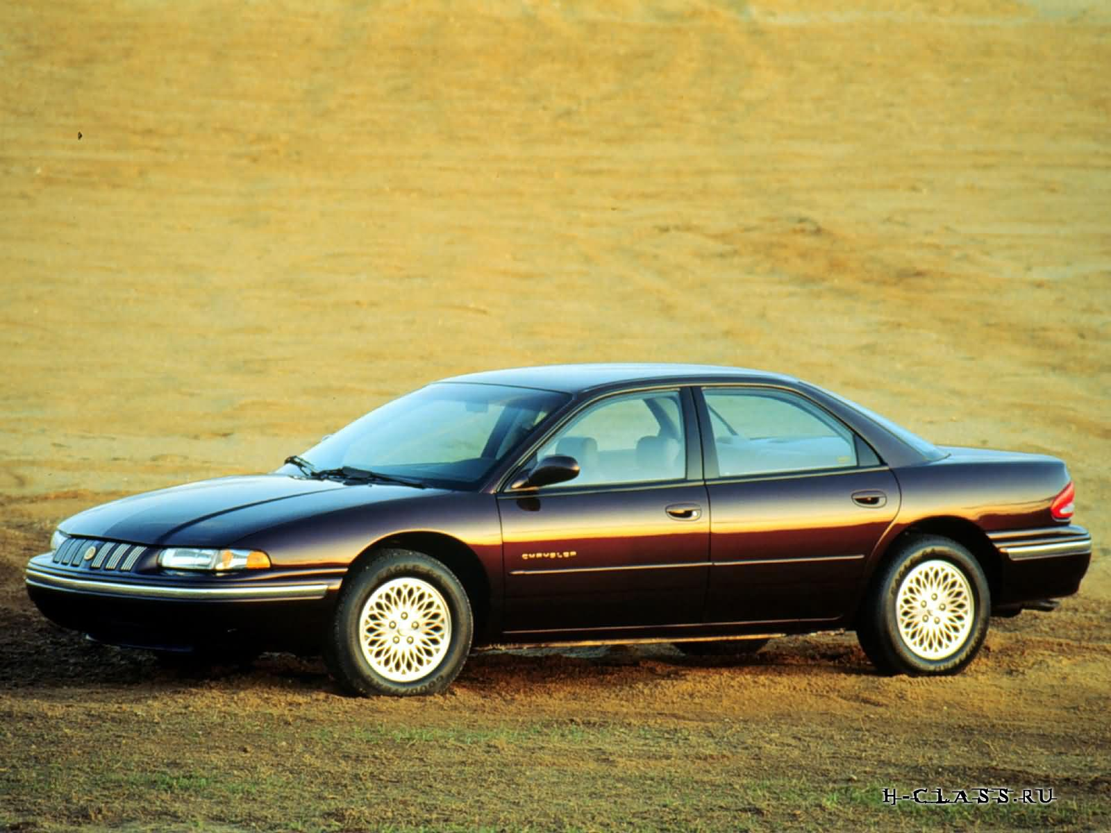 Guide achat Chrysler Vision (12/1993 05/1996) d'occasion avec Autodeclics