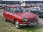 Citroen  AMI 8 Break  0.6 (33 Hp)