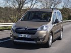 Citroen Berlingo Technical specifications and fuel economy