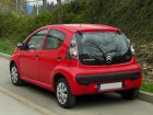 Citroen  C1 I (Phase II, 2008)  1.0i (68 Hp)