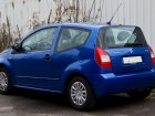 Citroen  C2 (Phase II, 2008)  VTS 1.6i 16V (109 Hp) Automatic