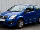 Citroen  C2 (Phase II, 2008)  1.4i 16V (88 Hp) Automatic start/stop