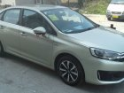 Citroen  C4 Berline  1.6 16V (117 Hp) Automatic