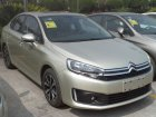 Citroen  C4 L sedan (Phase II, 2016)  1.6 VTi 16V (116 Hp)