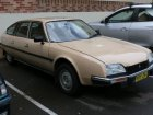 Citroen  CX I (Phase I, 1982)  25 GTi Turbo (168 Hp)