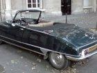 Citroen  DS III Cabriolet Chapron  21 (115 Hp)