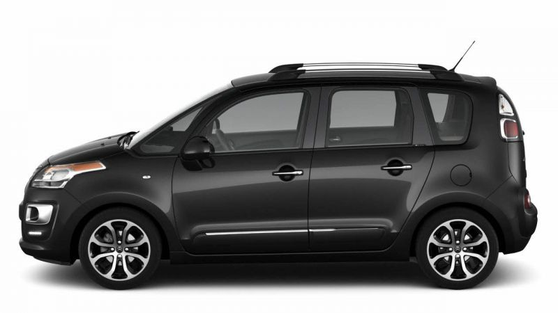 citroen c3 picasso phase ii 2013 1 6 vti 120 hp egs. Black Bedroom Furniture Sets. Home Design Ideas
