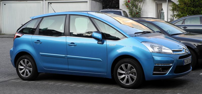 citroen c4 i picasso phase ii 2010 2 0 hdi 150 hp egs. Black Bedroom Furniture Sets. Home Design Ideas