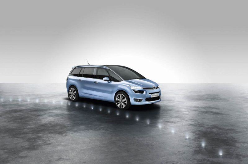 citroen c4 ii grand picasso phase i 2013 1 6 bluehdi 120 hp s s automatic. Black Bedroom Furniture Sets. Home Design Ideas