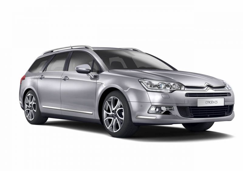 citroen c5 ii tourer facelift 2012 2 0 hdi 140 hp. Black Bedroom Furniture Sets. Home Design Ideas