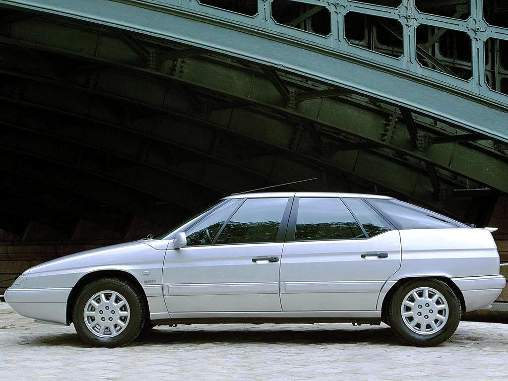 Chrysler 200 Tire Size >> Citroen XM (Y4) 3.0 V6 (190 Hp)
