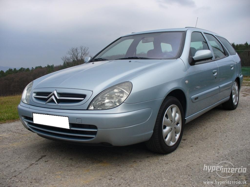 citroen xsara break n2 2 0 hdi 90 90 hp. Black Bedroom Furniture Sets. Home Design Ideas