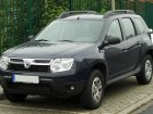 Dacia Duster Technical specifications and fuel economy (consumption, mpg)