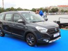 Dacia  Lodgy (facelift 2016)  1.6 SCe (102 Hp) S&S