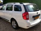 Dacia  Logan II MCV (facelift 2017)  0.9 TCe (90 Hp) Easy-R S&S Automatic